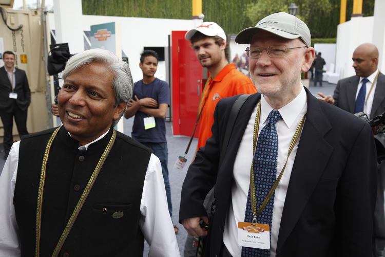 "<p>Six new Indian projects were announced by Prof. K. Vijay Raghavan, Secretary of India Department of Biotechnology &amp; Chairman BIRAC at the ""Reinvent the Toilet Fair: India"", an event held in New Delhi that showcased innovative products and approaches that aim to bring safe, affordable and sustainable sanitation to those who need it most.</p>"