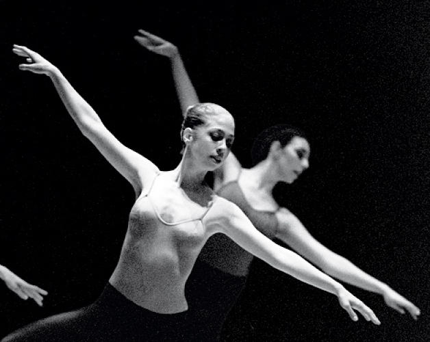 <p>Chelsea, 17, performing with the young dancers of the Washington Ballet at Lisner Auditorium in Washington, DC.</p>