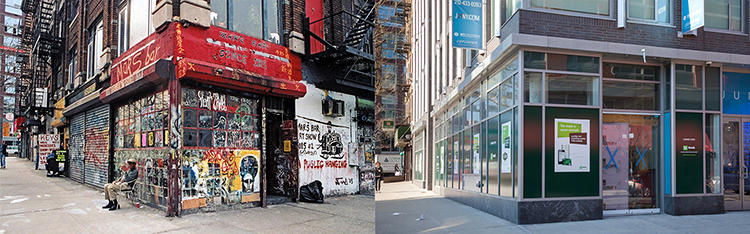 <p>They plan to eventually visit all 225 of the storefronts they photographed between 2001 and 2004.</p>