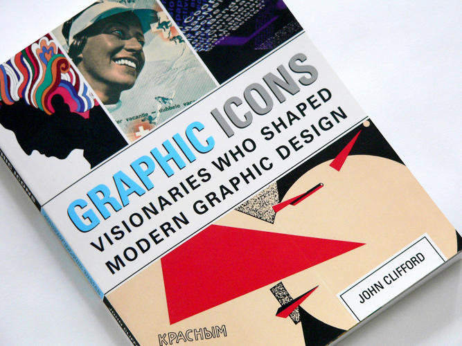 <p><em>Graphic Icons: Visionaries Who Shaped Modern Graphic Design</em> is available on <a href=&quot;http://www.amazon.com/Graphic-Icons-Visionaries-Shaped-Modern/dp/0321887204&quot; target=&quot;_blank&quot;>Amazon</a>.</p>