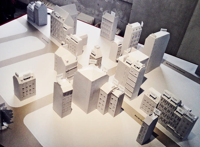 <p>This summer in the Marais district of Paris, a new neighborhood will form. La Jeune Reu will have food shops and clubs designed and opened by designers. Just imagine: a bakery from Nendo, a trattoria from Patricia Urquiola, and a speakeasy by Ingo Mauer.</p>