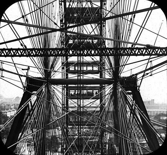 <p>Chicagoisms, a new exhibition at the Art Institute of Chicago, explores the city's history of bold urban experimentation, like the world's first Ferris wheel, which debuted at the 1893 World's Columbian Exposition.</p>