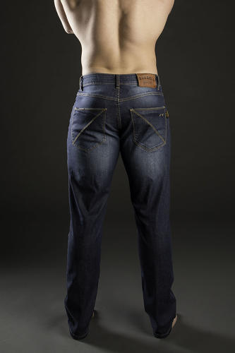 Barbell Denim: Jeans Built To Fit Big, Muscly Legs | Co ...