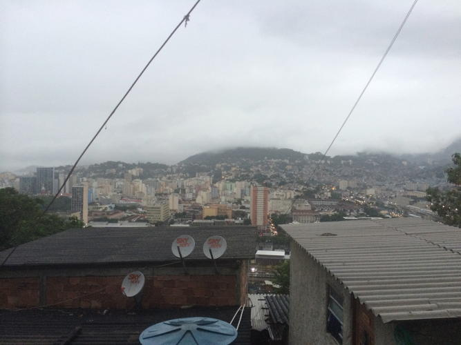 <p>At one point, the city wanted to remove some homes from the favela to make way for a tourist viewing point, but local pressure prevented the plan from going forward.</p>
