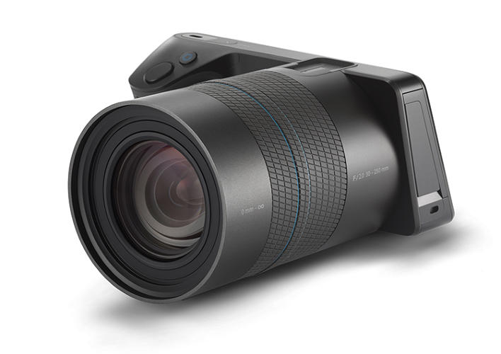 <p>Introducing the Lytro Illum, the camera company's second product.</p>