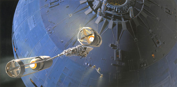 "<p>But before the films were made, McQuarrie was dubious about his work: ""I thought there wouldn't be enough of an audience. It's too complicated,"" he said.</p>"
