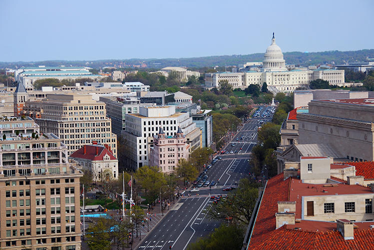<p>Washington, D.C., is next with 435 buildings that meet EPA's Energy Star criteria.</p>