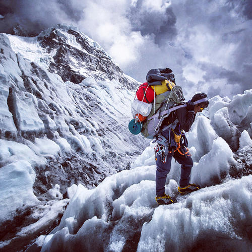 <p>Climbing Mount Everest has been getting safer, but only if you're an international visitor armed with extra oxygen and medicine, following ropes laid out by a guide.</p>