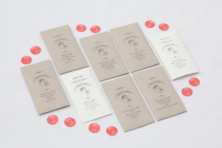 <p>Created by Italian designers Marina Cinciripini and Sarah Richiuso, <a href=&quot;http://www.itradizionali.com/&quot; target=&quot;_blank&quot;>i Tradizionali</a> is a collection of temporary tattoos aimed at the gastronome.</p>