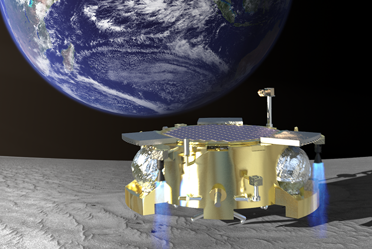 <p>Comprised of Penn State researchers, engineers, and about 120 students, the team is going head-to-head with bigger teams in the Google Lunar X PRIZE competition.</p>