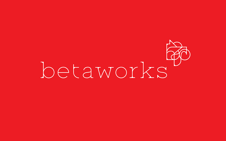 <p>This is the new logo for Betworks.</p>