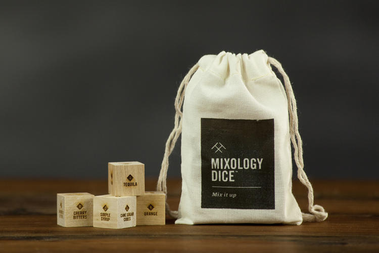 <p>In total, there are 1.5 million combinations. Snag a set of Mixology Dice through Downey's Kickstarter campaign, <a href=&quot;https://www.kickstarter.com/projects/twotumbleweeds/mixology-dice-mix-it-up&quot; target=&quot;_blank&quot;>here</a>.</p>