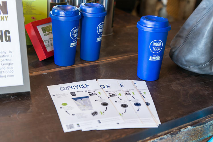 <p>Their solution, a citywide cup-sharing program, has officially launched as a company.</p>