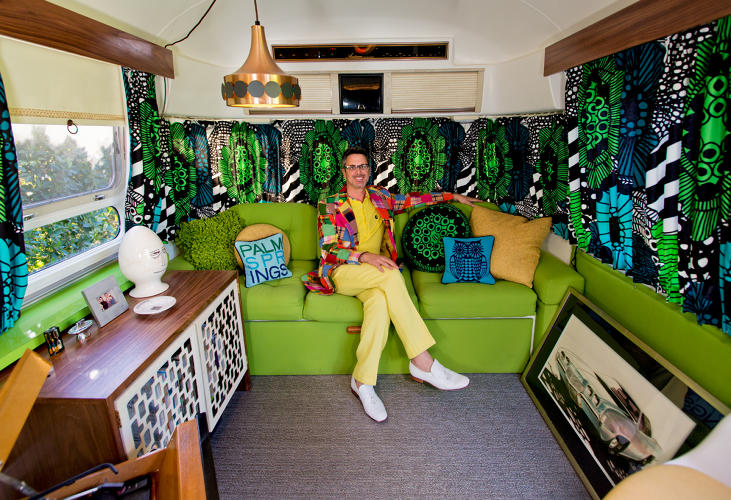 <p>Photographer Nancy Baron's <em>The Good Life &gt; Palm Springs</em> takes us behind the classic veneer of the city's resort glamour.</p>