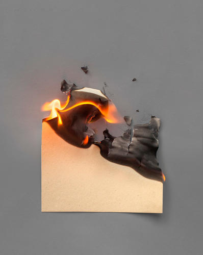 <p>These paper art movie posters from Spanish design studio <a href=&quot;http://www.atipo.es/&quot; target=&quot;_blank&quot;>Atipo</a> forego flashy graphics for a clever and simple use of texture.</p>