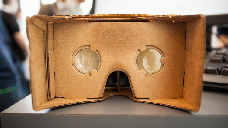 <p>German startup Shoogee, which built the VR headset Dive, collaborated on Cardboard, selling its lenses to Google for the project.</p>