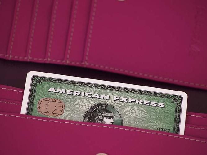 <p>American Express was tied for fourteenth with Coors.</p>