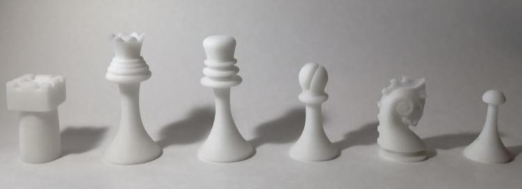 <p>Whether by designing an affordable pocket chess set, or placing a fountain on a pedestal as a ready-made object, he wanted chess and art to be for everyone.</p>