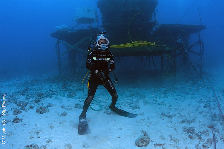 <p>Northeastern University and Florida International University--which both dispatched researchers to join Cousteau in the schoolbus-sized undersea lab--expect to generate at least 10 scientific papers from the journey.</p>