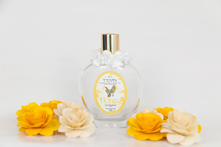 <p>Young told the company what scents she wanted and the feelings she hoped to evoke, and they did the rest.</p>