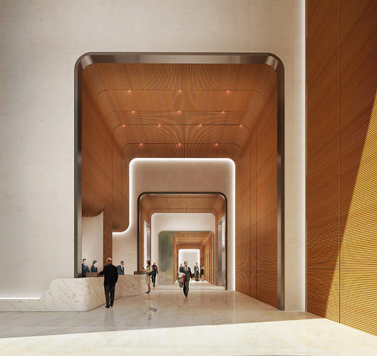 <p>So far, major tenants include beauty and fashion companies Coach and L'Oreal and the technology company SAP, which will all occupy the LEED Gold building at 10 Hudson Yards.</p>