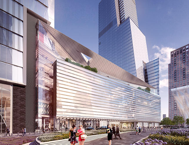 <p>Another building, 30 Hudson Yards, will house Time Warner (along with its Turner Broadcasting, HBO, and Warner Brothers divisions) along with the tallest outdoor observation deck in the city at the top and a direct connection to a new subway station, an extension of the existing No. 7 subway line.</p>