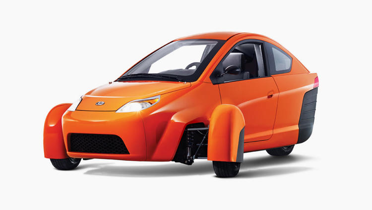 <p>The Elio--an ultra-cheap, $6,800 vehicle--is technically a motorcycle.</p>