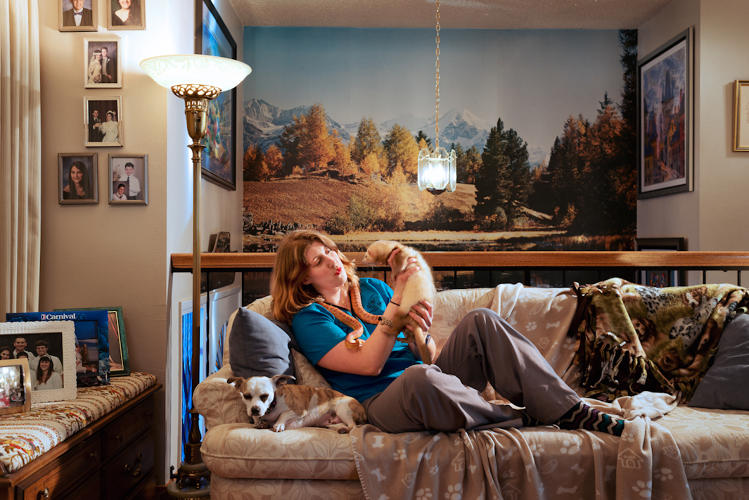 <p>Jessica Meyer, 23, Pacifica, Calif.<br /> B.A. in art history, Sonoma State University. Wants to be a veterinarian. Currently a veterinary assistant. <br /> Student Loans: $27,000.</p>