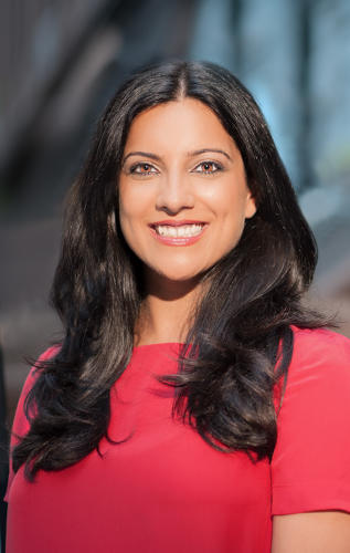 <p>In 2012, Reshma Saujani founded Girls Who Code to inspire and educate girls with the skills needed to pursue opportunities in the computing field.</p>