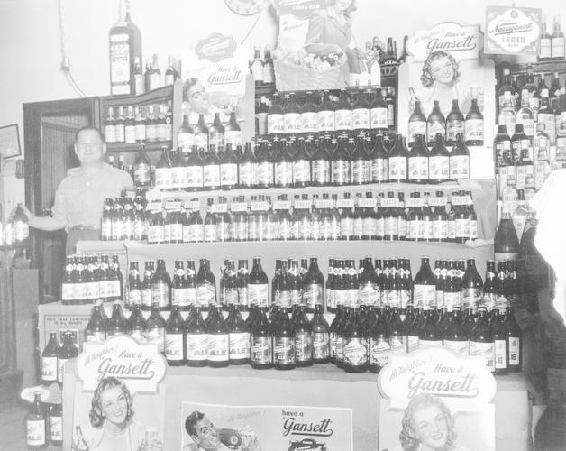 "<p>This undated photo harkens back to a time when ""Gansett"" held massive market share--at one point, 80% in Rhode Island, and 65% throughout New England. The landscape of beer has greatly changed: The company now owns 4% of the Rhode Island market, though it's growing steadily.</p>"
