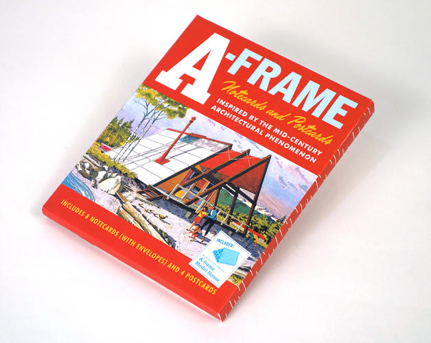 <p>The triangular structures were easy and inexpensive to build and maintain, and after architect //<a href=&quot;http://en.wikipedia.org/wiki/Andrew_Geller&quot; target=&quot;_blank&quot;>Andrew Geller's </a>1955 A-Frame Elizabeth Reese House was featured on the cover of the <em>New York Times</em>, the style caught on.</p>