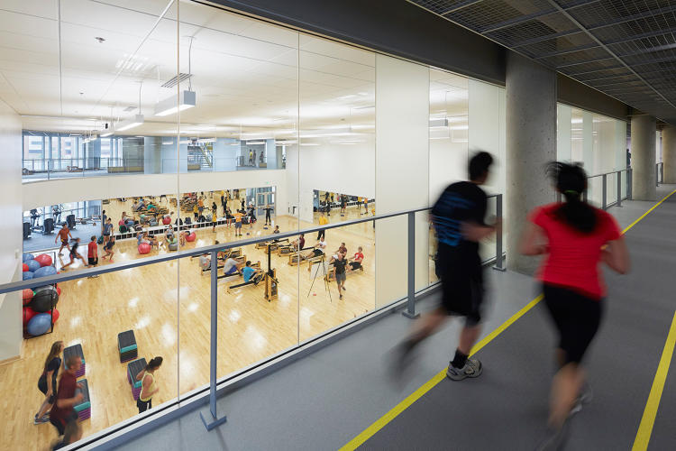 a look inside the most insane college gyms fast company business innovation. Black Bedroom Furniture Sets. Home Design Ideas