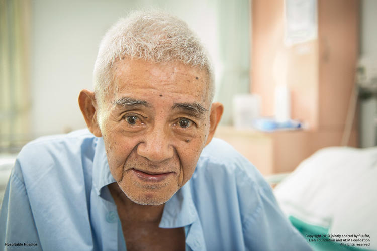 <p>Singapore-based design consultancy fuelfor put together a handbook that redesigns end-of-life palliative care.</p>