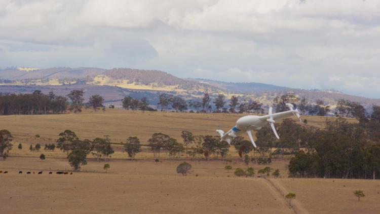 <p>In August, the company field tested a prototype in Australia, completing more than 30 successful tests.</p>