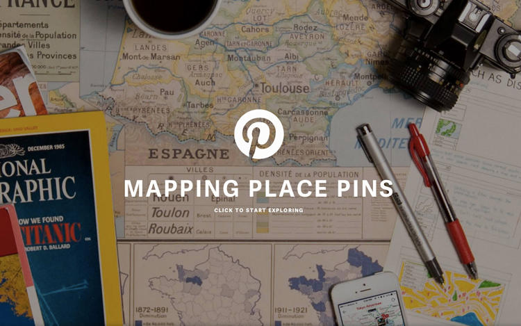 <p>An example of going deep on a high-quality project is the Pinterest Creative Team's deep dive into <a href=&quot;http://creative.pinterest.com/features/place-pins/&quot; target=&quot;_blank&quot;>Place Pins</a>.</p>