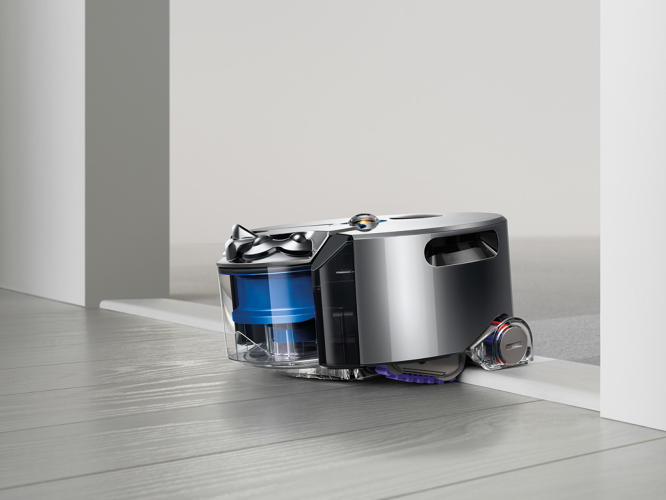 <p>Here we have the Dyson 360 Eye.</p>