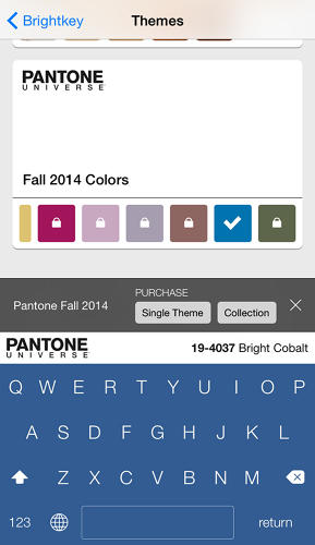 <p>Pantone and Brightkey have basically taken the laziest road possible.</p>