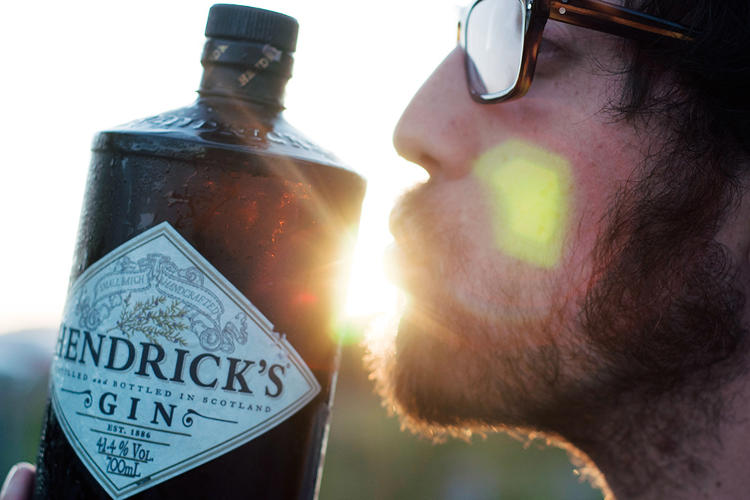 <p>For two nights in October, an old-timey emporium suddenly popped up at the Cyclorama, a historic building in downtown Boston. Overnight Hendrick's Gin created a magical world from scratch, inviting hundreds of Bostonians to experience, taste, and observe  weird, delightful things.</p>