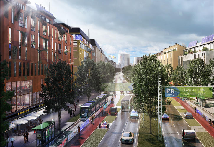 <p>Residents will run everyday errands on foot or by bike; the city hopes that homes, businesses, schools, and stores will all be close enough together that many people might not even have to commute anymore.</p>