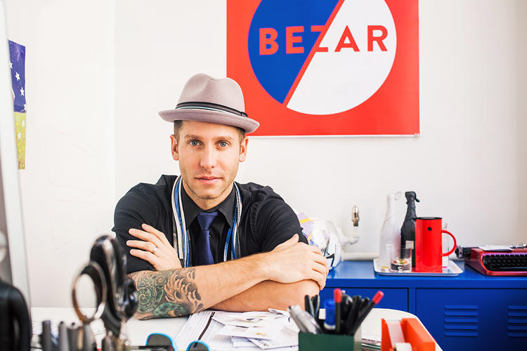 <p>After a year of soul-searching, Fab cofounder and former creative director Bradford Shellhammer is back in the flash sales game with his forthcoming startup <a href=&quot;http://www.bezar.com&quot; target=&quot;_blank&quot;>Bezar</a>, an online short-term sales hub for designers who are hand picked by Shellhammer.</p>