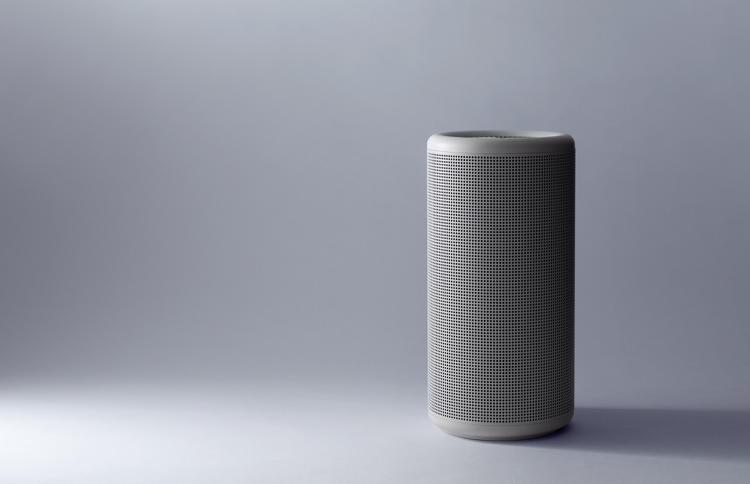 Fast Air Cleaners : Muji s new air purifier is like a jet engine for your