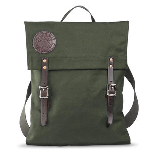 <p><a href=&quot;http://www.duluthpack.com/&quot; target=&quot;_blank&quot;>Duluth Pack</a> has been making luggage at its Minnesota factory since 1882 (its most popular portfolio is made of &quot;tough&quot; bison leather).</p>