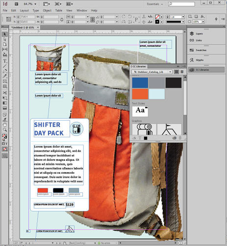 <p>Then these layouts can be exported to apps like InDesign, Illustrator, and Photoshop.</p>