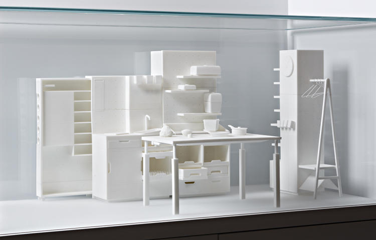 In Ikea's Kitchen Of The Future, You Won't Have A Fridge ...