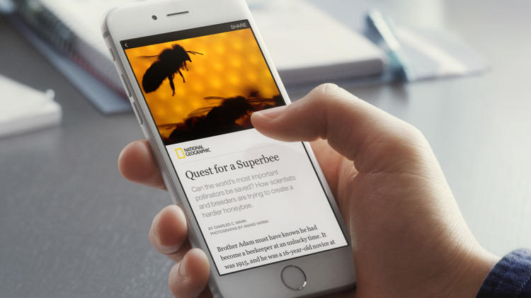 <p>Instant Articles are a new Facebook feature, which will host publisher content natively inside the social network.</p>