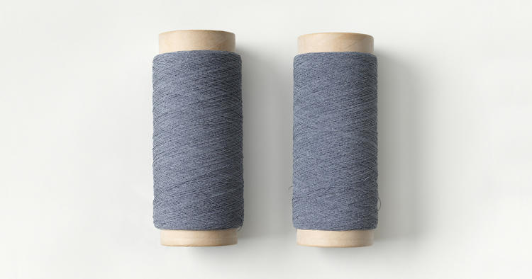 <p>Designed within Google's Advanced Technology and Projects (ATAP, which Google described on stage at I/O last week as their &quot;small, scrappy group of pirates working on wicked cool shit&quot;), Project Jacquard gives textile manufacturers the ability to impregnate their cloth with a new kind of braided conductive thread.</p>