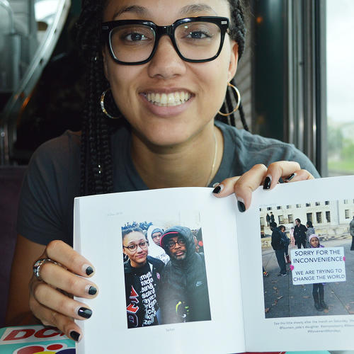 <p>Paterson, of IDEO, has pushed her on the train to &quot;take it up a level&quot; and create events around The Conscious Chronicles screenings to foster engagement and trust.</p>