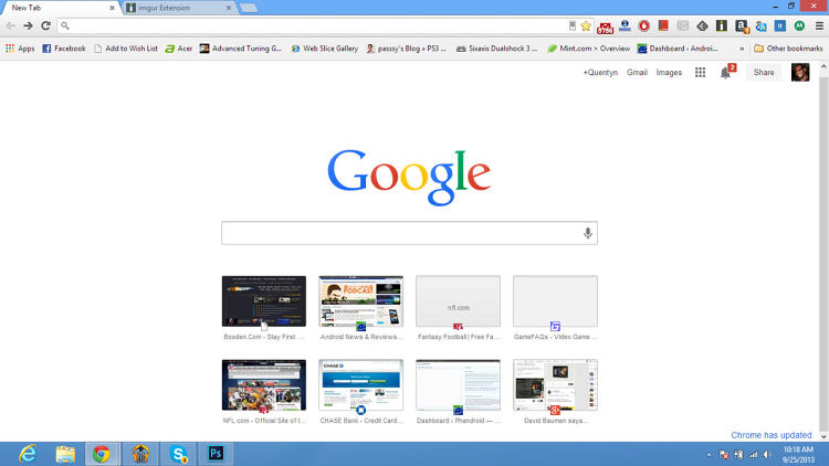 <p>Chrome: Google's cross-platform web browser, available on Mac, PC, Linux, and mobile, as well as the basis for the Chrome operating system.</p>