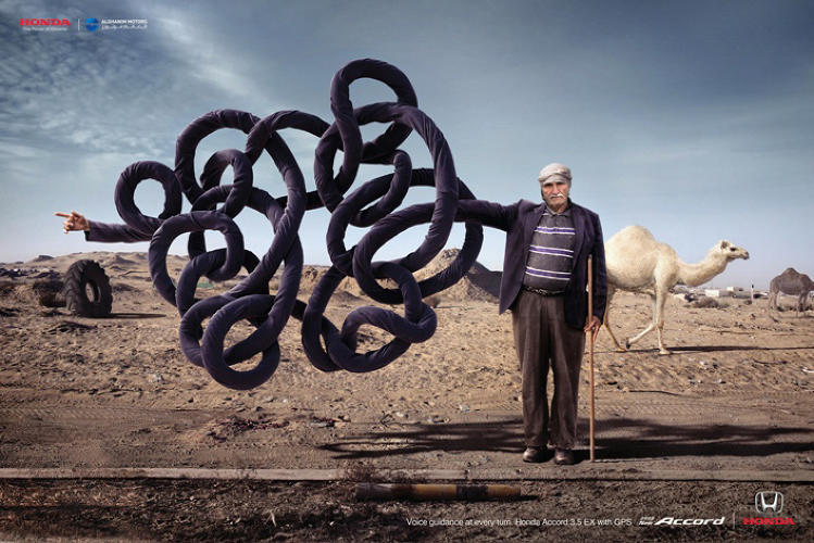 <p>Honda won three Golds for &quot;Confusing Indian,&quot; &quot;Confusing Iranian,&quot; and &quot;Confusing Arab&quot; by Impact &amp; Echo BBDO Safat in Kuwait</p>