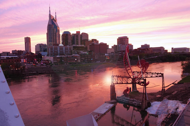 <p>Though more widely recognized as the home of country music, Nashville also boasts a large healthcare and biotech industry.</p>